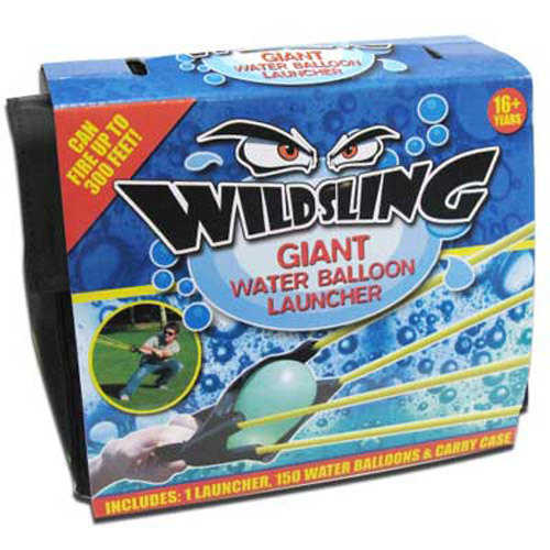 Wild Sling Waterbomb Catapult