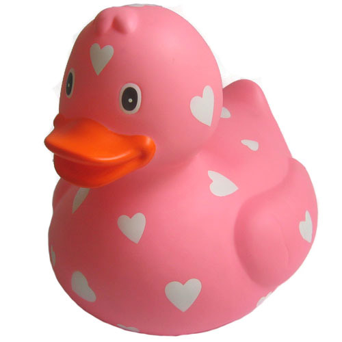 Giant Rubber Love Duck - Mega Huge Bath Toy Child Adult Gift!