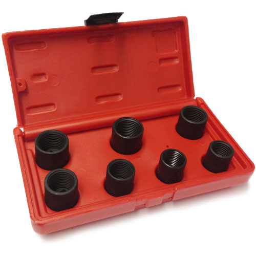 7 Piece Locking Wheel Nut Removal Tools Socket Set