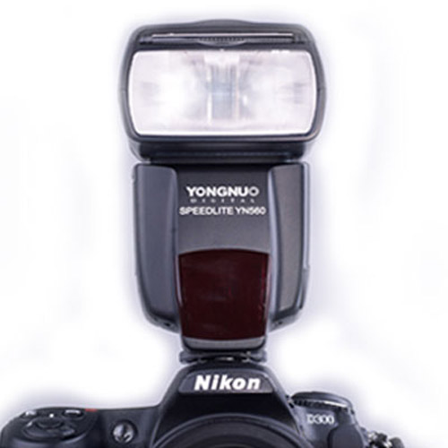 YN-560 YongNuo Flash Speedlight For Canon DSLR Cameras