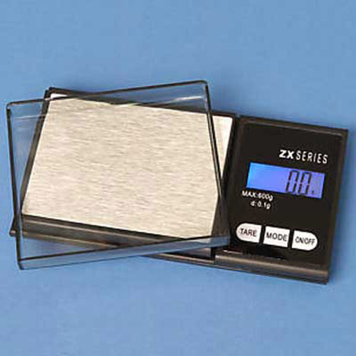 Digital Pocket Scales Precise 0.1 to 600 grams (g, oz, TROYoz)